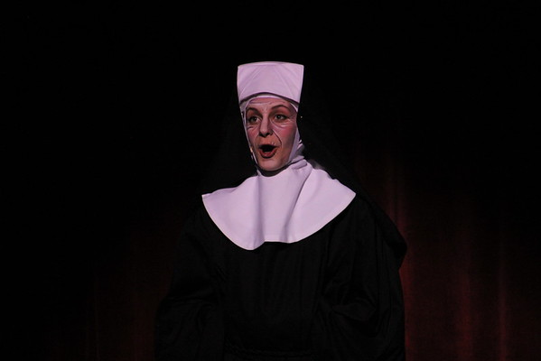 Sound of Music 2013 Mother Superior