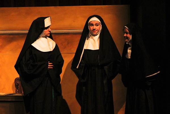 Sound of Music 2013 Office of Mother Abbess