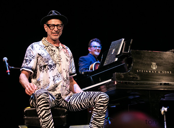 Jeff Goldblum + The Mildred Snitzer Orchestra at Eastman Theater