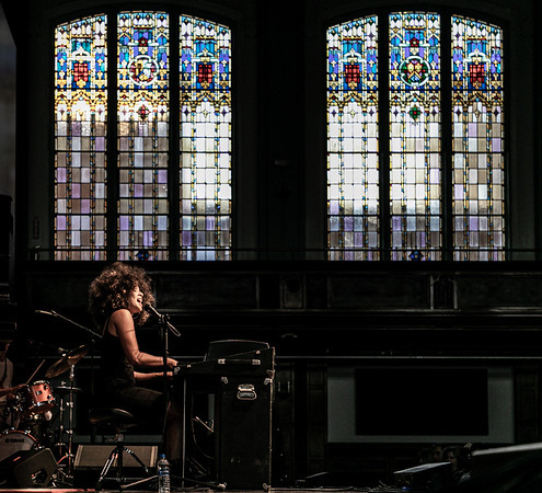 Kandace Springs at The Temple Building. Rochester, NY