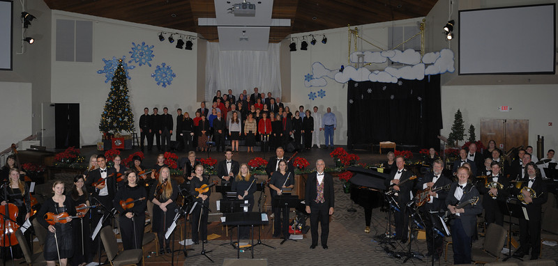 TBC Choir and Orchestra