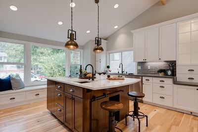 Tenhulzen Residential Kitchen Remodel