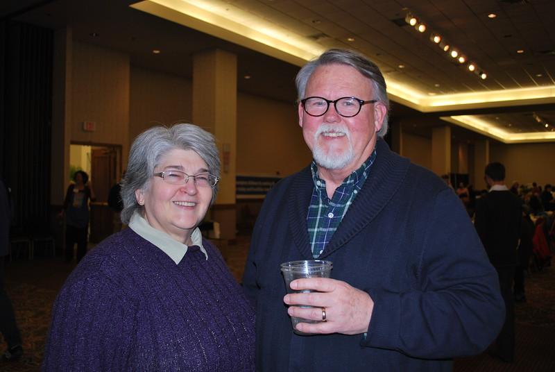 Gary and Vicki Moore