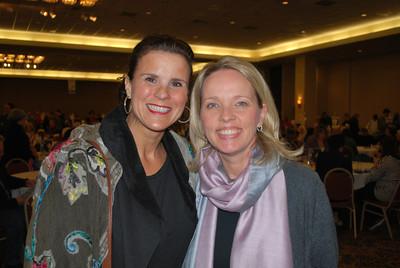 Melonie Osborne and Jennifer Prewitt