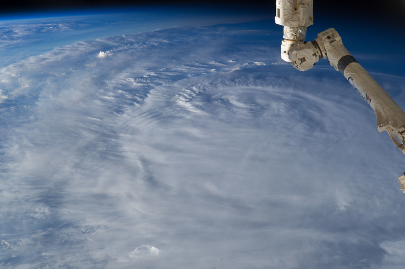 Tropical Cyclone - Aug 7, 2014
