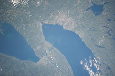 #Toronto and #Buffalo on the banks of Lakes #Huron and #Erie