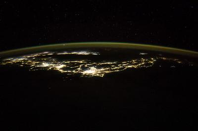 Reid Wiseman @astro_reid  Sep 27 We were working heaps of @JAXA_en @ISS_Research today as we flew over #Japan