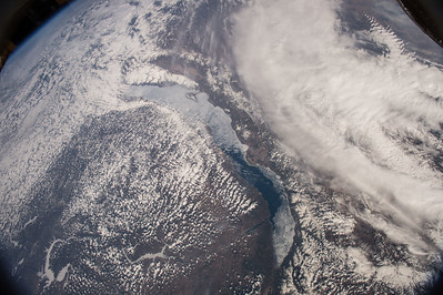 This frozen body of water is the world's oldest (25 million years) and deepest basin on Earth. Name it!