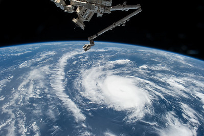 HurricaneDanny Keeping an eye on you from @space_station. Looks like you're 1st in Atlantic. Stay safe! #YearInSpace My #YearInSpace saw the full #hurricane season of 2015 that ends today! Here's 4 flashback pics from @space_station.