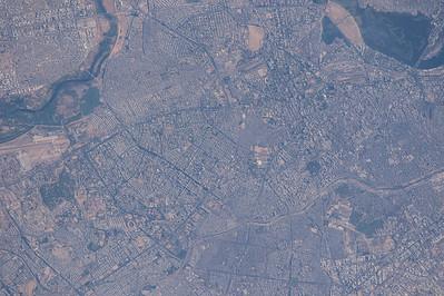 #Karachi, #Pakistan, Greetings from @Space_Station! #YearInSpace