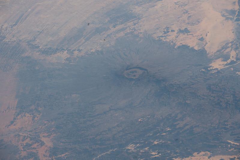 Emi Koussi, Chad (a volcano)