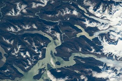Jorge Montt and O'Higgins Glaciers, Chile