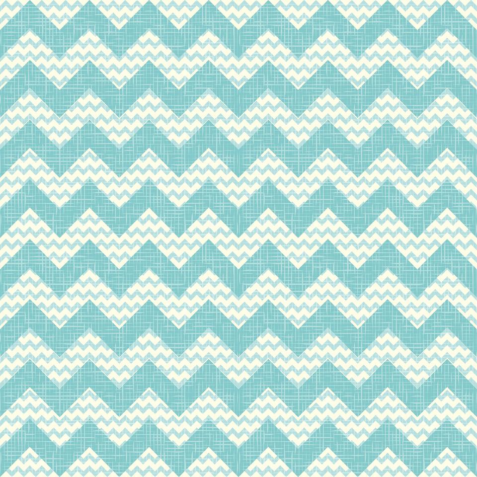 vector Seamless geometric zig zag chevron pattern