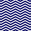 Blue Zigzag Textured Fabric Background