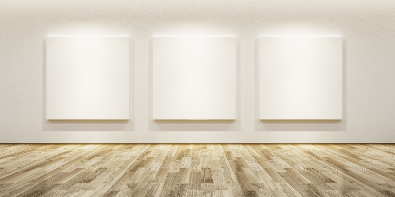 blank pictures in the gallery