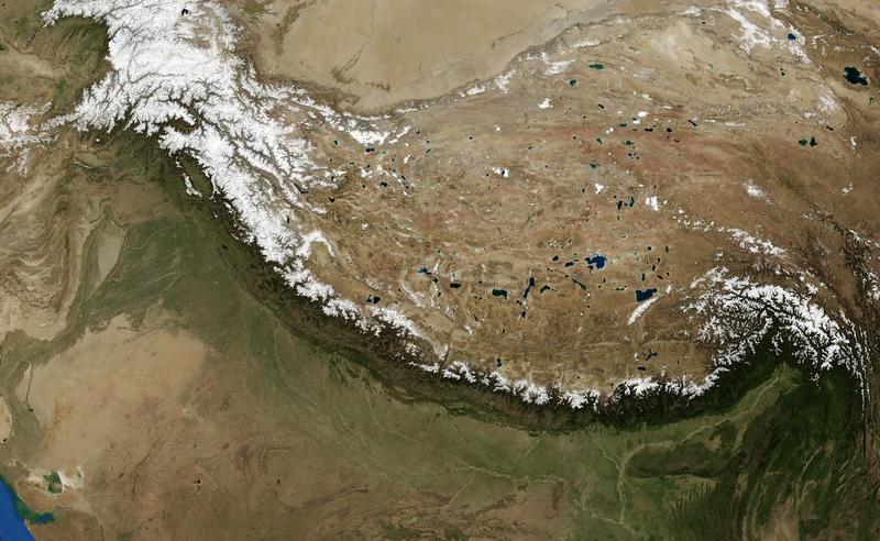 GeoMap-Himalayas