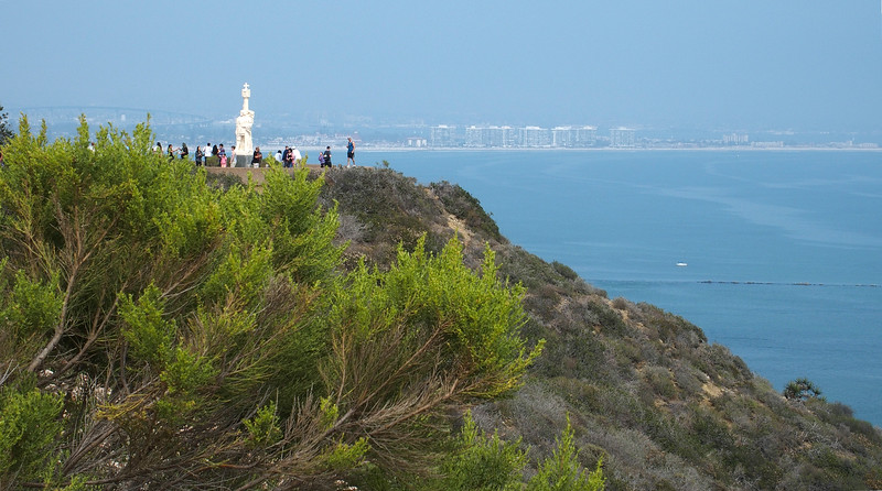 Cabrillo National Monument on the tip of Point Loma<br /> San Diego, CA