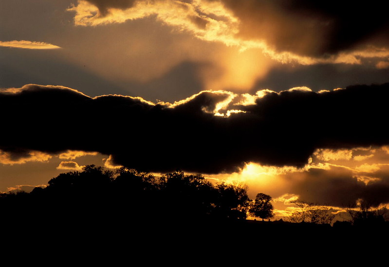 Shenandoah sunset<br /> Shenandoah National Park, VA