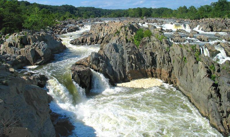 Great Falls<br /> Great Falls National Park, McLean, VA