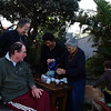 Visit to Albie Sachs and family