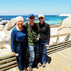 Eleanor, Brian and Sheri, Boulders Beach