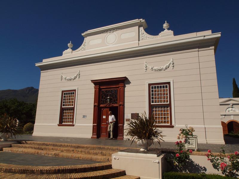 Hugenot Monument, Franchhoek