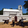 The old Fort, Stellenbosch