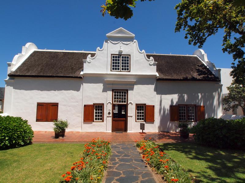 Die Burgerhuis, Stellenbosch