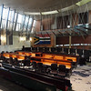 South Africa Constitutional Court Chambers.
