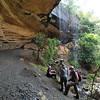 Montusi Waterfall