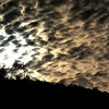 Arty clouds - Phinda Reserve