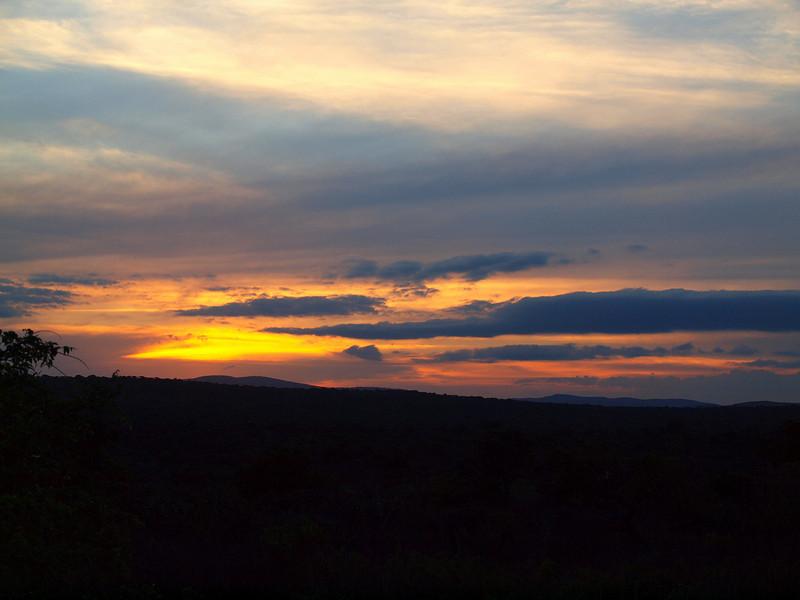 Sunset at Phinda