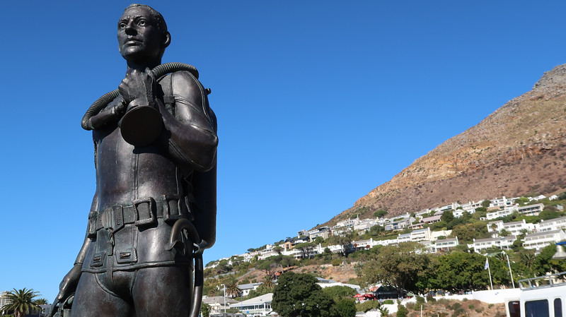 Visiting Simon's Town on our Cape Peninsula Tour