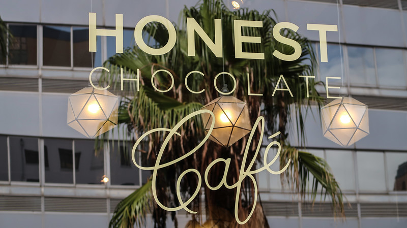 Honest Chocolate Cafe in Cape Town