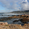 Coastal walk, Hermanus in background