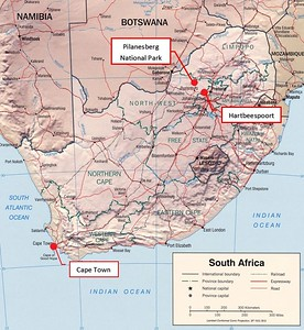 South Africa - Christmas 2015