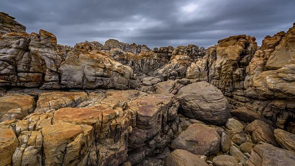 Rocky Coastline, Cape St. Francis