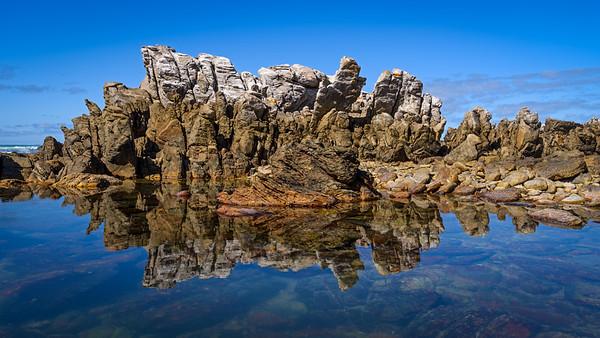 Tidal Pool, Cape Agulhas