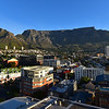 Views from the Airbnb Cape Town