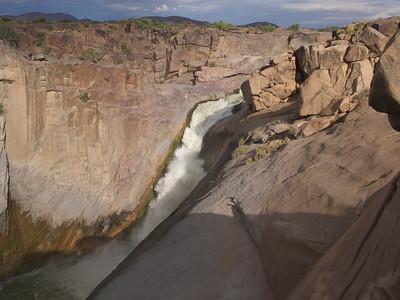 Augrabies Falls area