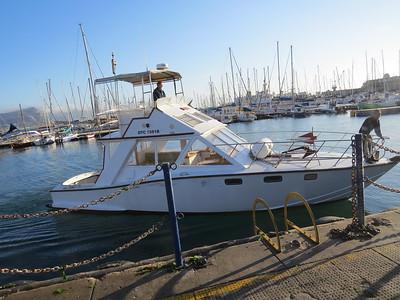 Our Pelagic Boat
