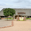 Point of entry/exit for Mashatu Game Reserve. If entering or leaving Botswana by air, clear customs and passpot control here.