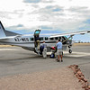 Loading up for our departure on Mack Air to our next Safari camp, Xakanaxa Camp