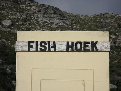 Fish Hoek & Clovelly