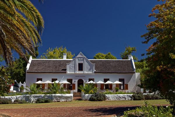 Zorgvliet Wine Farm near Stellenbosch