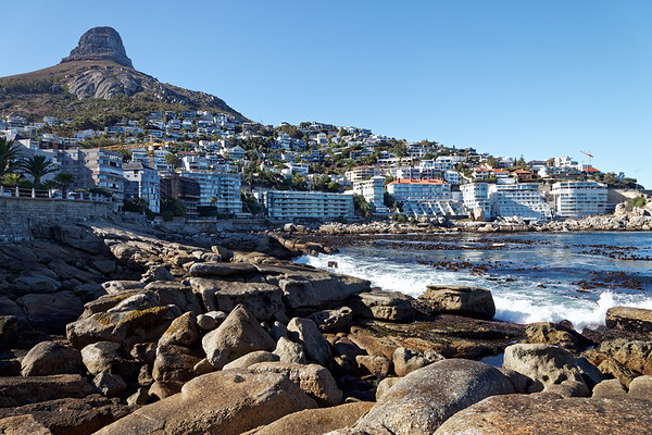 Sea Point and Lions Head