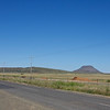 The Colesberg Kopje on the approach from Philippolis.
