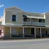 The oldest buidling in Colesberg, getting a refurbishment.