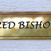 The name of my room at Honeylocust Guesthouse in Colesberg, SA.  There, it means a bird.  In the US, it means most Episcopal bishops!