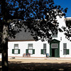 The 17th century manor house of Groot Constantia.